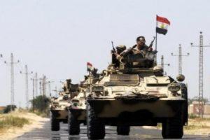 شمال سيناء : قتلى من عناصر الجيش المصري والمسلحين في مدينة الشيخ زويد