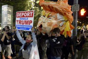 تواصل الإحتجاجات ضد ترامب في أميركا لليوم الثاني على التوالي