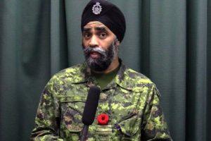 إعتراف وزارة الدفاع الكندية بإشتباك قوات خاصة مع مقاتلي تنظيم الدولة