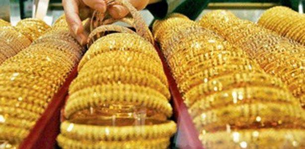 اسعار الذهب في السعودية اليوم 12 مايو 2015 بالريال والدولار