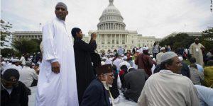 مسلمي الولايات المتحدة الامريكية