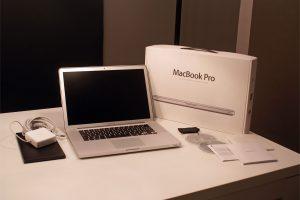 نهاية صلاحية بعض إصدارات من حواسيب MacBook Pro المحمولة وتوقف شركة آبل عن دعمها .