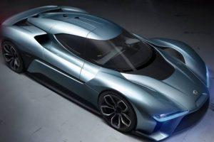 شاهد بالصور سيارة Nio EP9 الكهربائية الأسرع في العالم