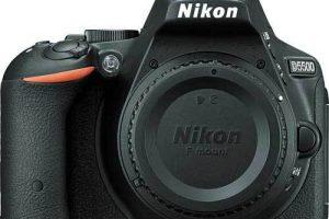 شركة نيكون : الكشف عن مواصفات الكاميرا الجديدة نيكون دي 5600