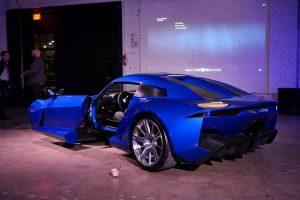 شركة Rezvani تطلق سيارتها الرياضية الجديدة بيست ألفا في معرض لوس أنجلوس للسيارات