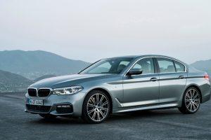 الفئة الخامسة من BMW تنكشف للجميع بتقنيات حديثة ومحركات قوية