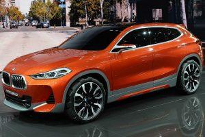 صور مميزة وتفاصيل حديثة عن تصميم وسعر سيارة بي إم دبليو X2 الجديدة كلياً لعام 2017