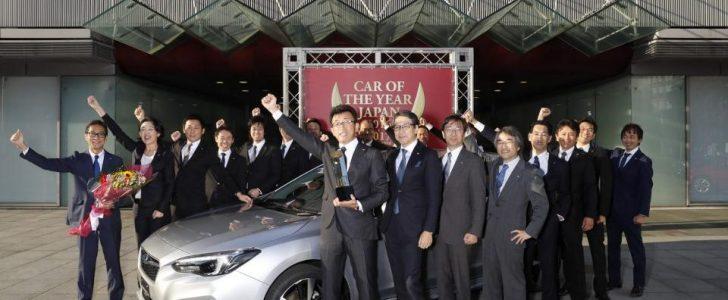مميزات سيارة سوبارو إمبريزا التي جعلتها تربح المنافسة وتفوز بلقب سيارة العام في اليابان