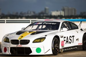 صور سيارة M6 GT3 التي أعلنت شركة BMW بأنها ستكون السيارة الفنية لعام 2016