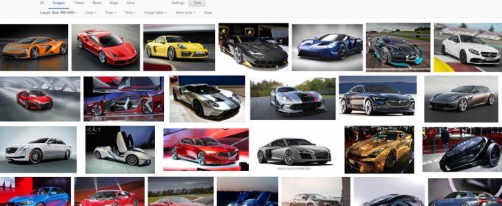 تقرير جوجل يكشف عن أكثر شركات السيارات التي تم البحث عنها في خلال عام 2016