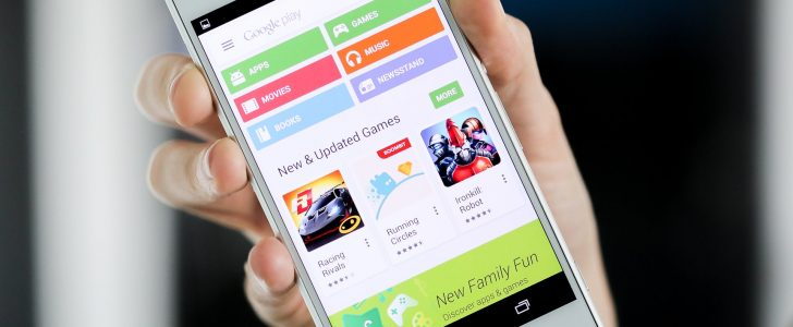 شركة جوجل تقوم بتحسينات مذهلة في نظام متجر Google Play Store للتقييمات