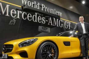 رئيس AMG التنفيذي يتحدث عن سيارة مرسيدس AMG الجديدة التي ستصل للملّاك في 2019