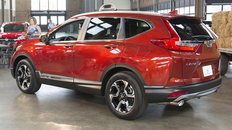 مواصفات سيارة هوندا CRV 2017 الخارقة وقيمتها بالصور
