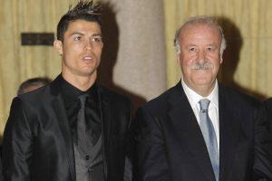 ديل بوسكي: رونالدو هو أفضل لاعبي ريال مدريد على الإطلاق!