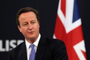 رئيس الوزراء البريطاني السابق ديفيد كاميرون لا يستبعد انهيار اليورو في المستقبل