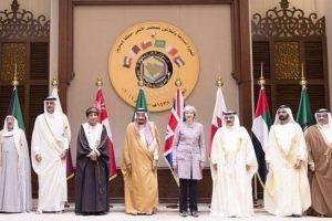 رئيسة الوزراء البريطانية تسعى لتعزيز العلاقات الاقتصادية مع الدول الخليجية