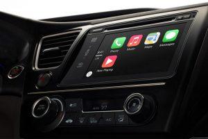 منصة Apple CarPlay للترفية التي تتواجد في السيارات أصبحت مدعومة بأكثر من 200 طراز