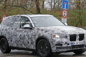 صور تجسسية حديثة وتفاصيل عن سيارة BMW X5 الجديدة كلياً