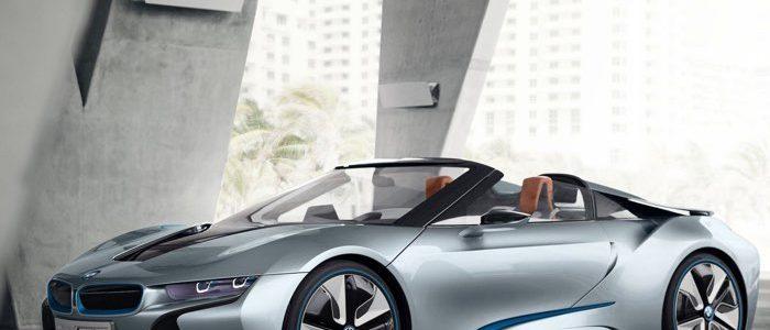 تصريحات شركة BMW عن سيارة BMW i8 Roadster التي ستصدر في 2018