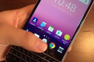 شركة بلاك بيري تعلن عن هاتفها الجديد lackberry Mercury الذي يحمل مواصفات مذهلة
