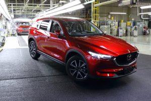 بدء إنتاج الجيل الجديد من سيارة CX-5 وفقاً لتصريحات شركة مازدا