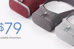 شركة جوجل تعلن بصدور خوذة Daydream View وقد أصبحت متاحة للعديد من التطبيقات والألعاب الجديدة