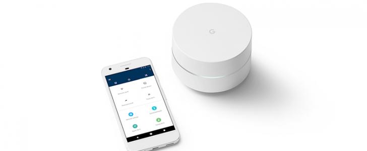شركة جوجل تعلن بشكل رسمي عن جهاز Google WiFi الذي سيكون سعرة 129 دولار أمريكي