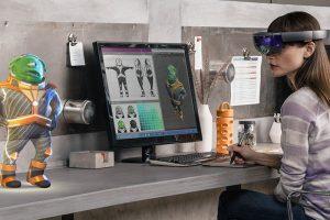 شركة مايكروسوفت تعلن بأن خوذة الواقع المعزز HoloLens أصبحت متاحة في بلدان مختلفة