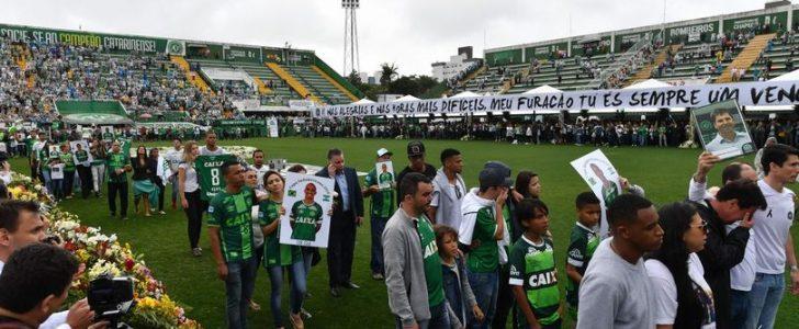 البرازيل تواجه كولومبيا ودياً من أجل ضحايا كارثة شابيكوينسي