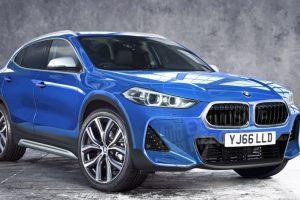 تفاصيل عن تصميم سيارة BMW X2 الحديثة التي ستقوم الشركة بالكشف عنها في 2017