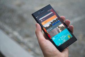 تحديث الأندرويد Nougat 7.0 يصل إلى هاتف Xperia XZ في مناطق محددة