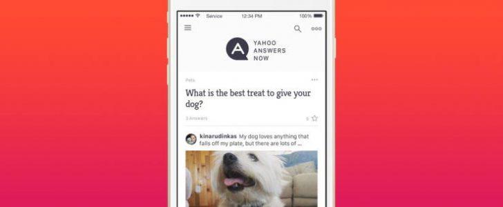 خدمة Yahoo Answers تحصل على تطبيقها الخاص الذي يتميز بسهولة الإستخدام