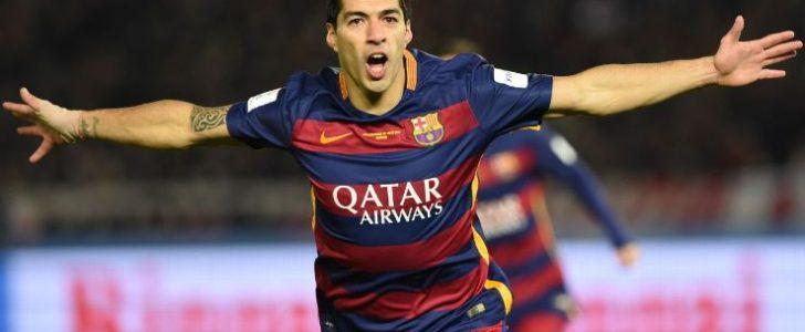 سواريز يقترب من تجديد تعاقده مع برشلونة
