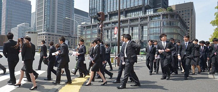 دراسة يابانية تفيد أن نسبة 44 في المائة من ساعات العمل الإضافي لا يدفع مقابلها