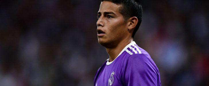 رودريجيز لن يترك ريال مدريد في يناير!