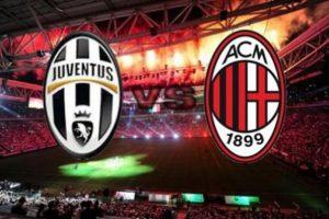نتيجة مباراة يوفنتوس وميلان اليوم في كأس السوبر الإيطالي مباراة قوية فوز ميلان بالكأس بركلات الترجيح