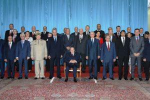 الجزائر تتذيل قائمة الدول العربية من حيث الاقتصادات الاقل حرية بـ 29 وزيرا في الحكومة