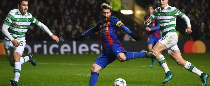 ميسي يقترب من كسر رقم رونالدو في دوري أبطال أوروبا