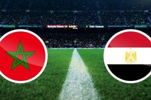 المنتخب المصري يُقصي المغرب من الكاف 2017 ويتخلص من عقدة الفوز في السنوات الأخيرة