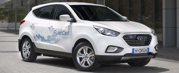 شركة هيونداي تعمل على تطوير الجيل الثاني من سيارتها التي تعمل بخلايا الوقود الهيدوجينية