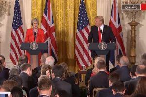 مطالبة مليونية من جانب البريطانيين بعدم إستقبال دونالد ترامب في لندن