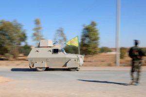 الولايات المتحدة الأمريكية توكد تسليم معدات عسكرية لقوات سوريا الديمقراطية