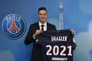 رسمياً: دراكسلر ينتقل إلى باريس سان جيرمان