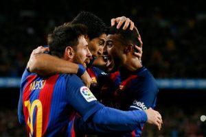 برشلونة يتخطى بلباو بثلاثية ويتأهل إلى ربع نهائي كأس ملك إسبانيا