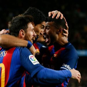 برشلونة يحقق أرقامًا قياسية