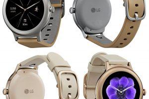 تفاصيل عن ساعة LG Watch Style الذكية بعد ان تم تسريب صورة لها بشكل رسمي