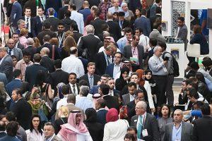 بدء فعاليات معرض الصحة العربي في دبي بحضور كثيف للشركات الصغيرة و المتوسطة