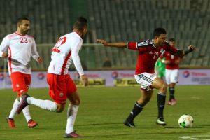 منتخب مصر يتغلب ودياً على تونس استعداداً لأمم أفريقيا