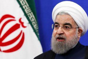 الرئيس الإيراني حسن روحاني يعازل المكسيك بانتقاد الجدار الحدودي