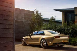خطط مستقبلية صرحت بها شركة أستون مارتن في إنتاج سيارة ذاتية القيادة